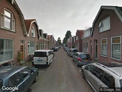 Brandweer naar Langestraat in Zaandam