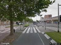 112 melding Traumahelikopter naar Ruwaard van Puttenweg in Spijkenisse