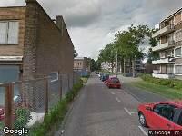 112 melding Besteld ambulance vervoer naar Dreischorstraat in Rotterdam