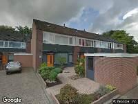 112 melding Ambulance naar Jan van Ghelcenstraat in Tiel