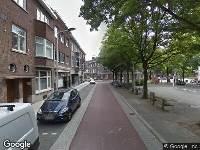 112 melding Brandweer naar Orleansplein in Maastricht