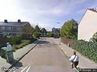 112 melding Ambulance naar Notaris Kruytstraat in Bergschenhoek