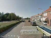 112 melding Ambulance naar Duinrustplein in Katwijk