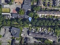 112 melding Ambulance naar Grafelijkheidsweg in Dordrecht