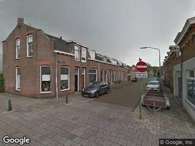 Ambulance naar Balistraat in Dordrecht