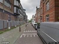 112 melding Ambulance naar Plantage Muidergracht in Amsterdam