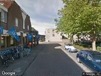 112 melding Ambulance naar Looiershof in Dongen