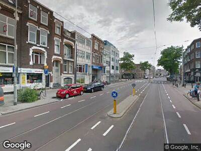 Ambulance naar Bergweg in Rotterdam