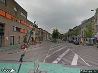Brandweer naar Stationsplein in Breda