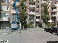 Brandweer naar Valkenstraat in Breda