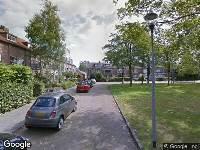 Ambulance naar Crispijnhof in Breda