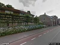 112 melding Ambulance naar Gasthuisstraat in Dongen