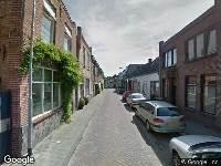 Brandweer naar Zandbergweg in Breda