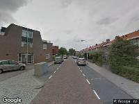 112 melding Ambulance naar Randweg in Katwijk