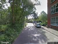 112 melding Ambulance naar Antonie Duycklaan in Leiden