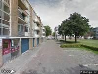 Brandweer naar Epelenberg in Breda