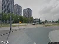 112 melding Politie naar Marconiplein in Rotterdam