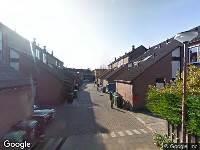 112 melding Ambulance naar Orgelmakerstraat in Alkmaar