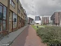 112 melding Ambulance naar Zuidpoolsingel in Alphen aan den Rijn