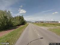 112 melding Ambulance naar Logistiekweg in Oosterhout