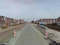 112 melding Brandweer naar Jacobuslaan in Hendrik-Ido-Ambacht