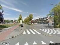 Brandweer naar Meyenhage in Rotterdam