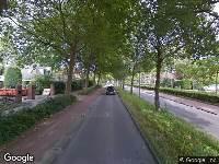 Ambulance naar De Weel in Hoorn