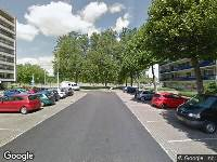 Ambulance naar Hisveltplein in Arnhem