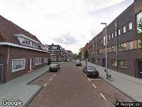 Ambulance naar Katendrechtse Lagedijk in Rotterdam
