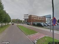 Besteld ambulance vervoer naar Albinusdreef in Leiden