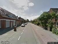 Brandweer naar Esserstraat in Breda