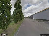Brandweer naar Grenssteen in Breda