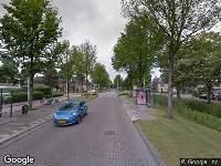 112 melding Ambulance naar W. van Vlietstraat in Oud-Beijerland