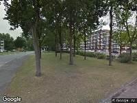 Ambulance naar Blauwe Kei in Breda