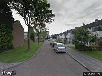 112 melding Ambulance naar Daniel Stalpaertstraat in Breda