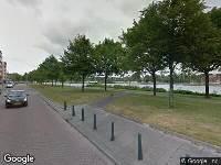 112 melding Ambulance naar Spangesekade in Rotterdam