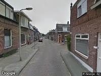 112 melding Ambulance naar Leo XIII-straat in Tilburg