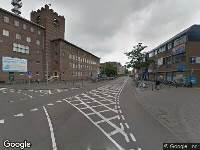 112 melding Ambulance naar Oude Vest in Breda