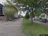 112 melding Ambulance naar Boerhaavelaan in Leiden