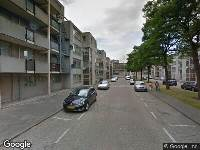 112 melding Ambulance naar Indrapoerastraat in Rotterdam
