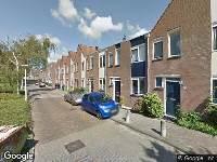 112 melding Ambulance naar Claude Debussystraat in 's-Gravenhage
