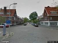 112 melding Brandweer naar Ellekomstraat in 's-Gravenhage