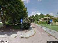 112 melding Besteld ambulance vervoer naar Brigantijnstraat in Rotterdam
