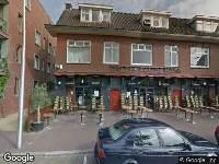Ambulance naar Oosterkade in Utrecht