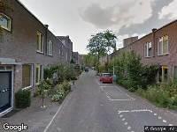 112 melding Ambulance naar Johanna van Rochefortstraat in Eindhoven