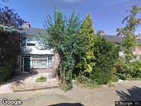 112 melding Ambulance naar Pampagras in Rotterdam
