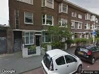 112 melding Ambulance naar Lunterenstraat in 's-Gravenhage