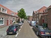 112 melding Ambulance naar Binnentuinen in 's-Gravenhage