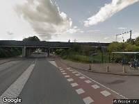 Ambulance naar Steenweg in Waardenburg