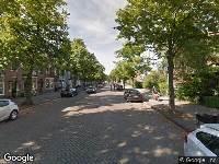 Ambulance naar Velserstraat in Haarlem